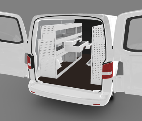 VW Transporter L2H1