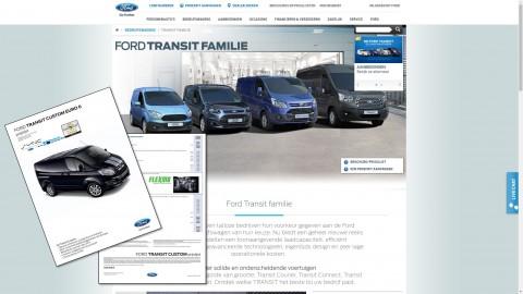 FLEXMO preferred supplier voor Ford Nederland